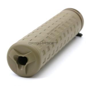 PTS GriffinArmament M4SD2 Mock サイレンサー (new) DE|orga-airsoft