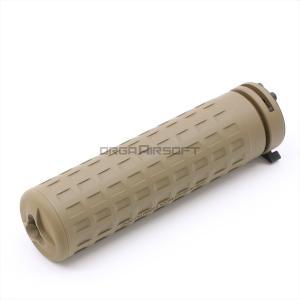 PTS GriffinArmament M4SD-K Mock サイレンサー DE|orga-airsoft