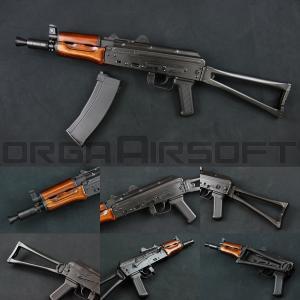 GHK GKS74U ガスブローバック orga-airsoft