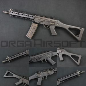 GHK SIG551(SG551)TR ガスブローバック orga-airsoft