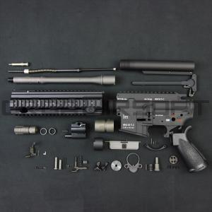 HAO HK416F コンバージョンキット BK トレポン用|orga-airsoft