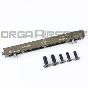 HAO L&S PRECISION (HK416/SMR用) COYOTE orga-airsoft