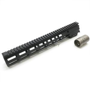 HAO SMR MK16 M-LOK 13.5インチ ハンドガード トレポン用 BK|orga-airsoft