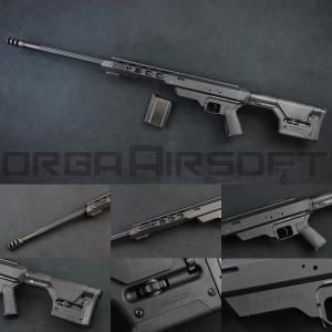KING ARMS MDT TAC21 タクティカルライフル BK リミテッドエディション orga-airsoft
