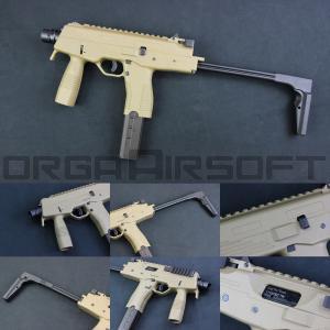 KWA MP9 ガスブローバック DE|orga-airsoft