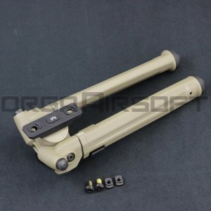 実物 MAGPUL Bipod for M-LOK FDE|orga-airsoft