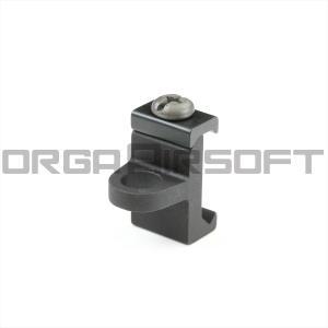 MADBULL 20mmハンドガード用スリングアダプター ホリゾンタルループ|orga-airsoft
