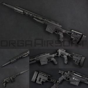 ARES MSR338/XM2010  スナイパーライフル BK|orga-airsoft