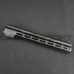 GEISSELE SMR MK16 M-LOKタイプ 13インチ ハンドガード BK|orga-airsoft