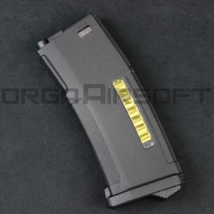 PTS EPM M4/SCAR/HK416 マガジン BK 電動ガン用|orga-airsoft