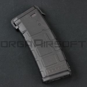 PTS PMAG M4/SCAR/HK416 多弾マガジン BK 電動ガン用|orga-airsoft