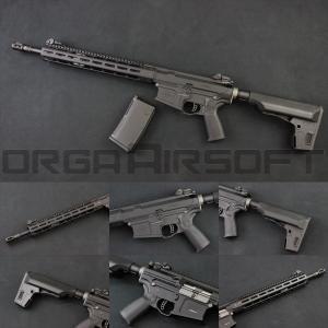 PTS製 MEGA ARMS AR10 7.62mmバトルライフル ガスブロ|orga-airsoft