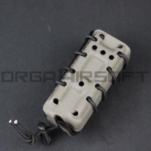 FMA G-CODE スコーピオンタイプ ライフルマグキャリア 9mm FG|orga-airsoft
