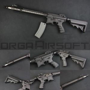 G&G Seekins Precision AR-15 SBR8 電動ガン orga-airsoft