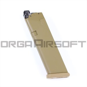 VFC/Umarex Glock19X ガスブロ用 スペアマガジン グロック19X|orga-airsoft