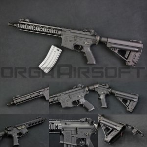 VFC VR16 FIGHTER CQB MK2 電動ガン BK|orga-airsoft