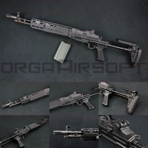 WE EBR Mk14 Mod0 NPAS導入済み ショートバージョン|orga-airsoft