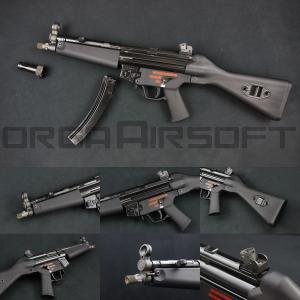 WE MP5A2 GBB NPAS導入済み|orga-airsoft