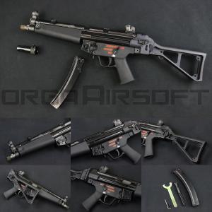 WE MP5A2 PDW GBB NPAS導入済み|orga-airsoft