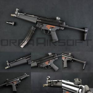 WE MP5A3 GBB NPAS導入済み|orga-airsoft