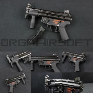 WE MP5K APACHE GBB NPAS導入済み|orga-airsoft