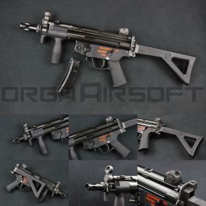 WE MP5K APACHE PDW GBB NPAS導入済み|orga-airsoft