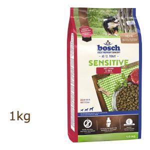 bosch ボッシュ ハイプレミアム センシティブ ラム&ライス 1kg ドッグフード