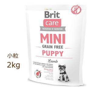 ブリット ケア ミニ Brit グレインフリー パピー ラム ドッグフード 2kg 賞味期限2022年2月1日|organic-eins