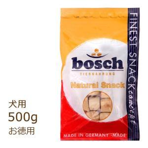 ボッシュ デュオサーモン 500g ドッグフード 犬用おやつ bosch 賞味期限2021年10月28日|organic-eins