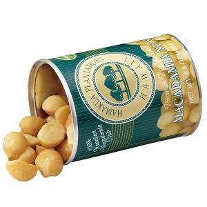 ハワイ ハマクア マカデミアナッツ 塩味 1缶 マカダミアナッツ 【世界のスイーツ同梱可能商品】 (rh)|organic