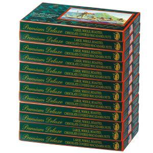 ハワイ ラージマカデミア デラックスチョコレート 12箱 マカダミアナッツ 【世界のスイーツ同梱可能商品】 (rh)|organic