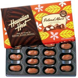 ハワイアンホスト マカデミアナッツチョコレート 1箱 マカダミアナッツ 【世界のスイーツ同梱可能商品】 (rh)|organic
