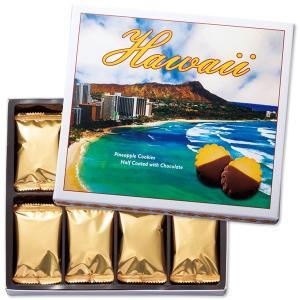 ハワイ パイナップルチョコレートクッキー 1箱 【世界のスイーツ同梱可能商品】 (rh)|organic