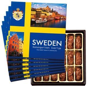 スウェーデン フレークトリュフチョコレート 6箱 【世界のスイーツ同梱可能商品】 (rh)