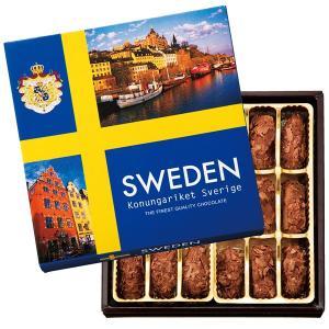スウェーデン フレークトリュフチョコレート 1箱 【世界のスイーツ同梱可能商品】 (rh)