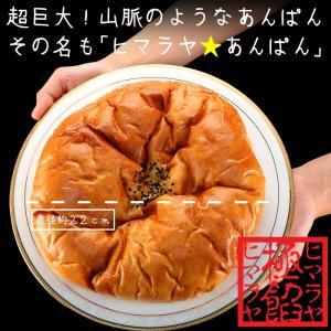 超巨大 ヒマラヤあんぱん 約1kg 無添加 パン (smp)