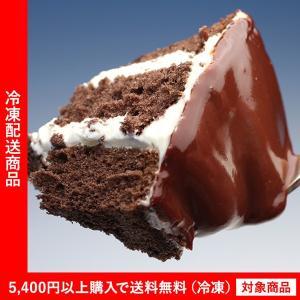 チョコレートケーキ 禁断の生ザッハトルテ 4号サイズ ザッハ...