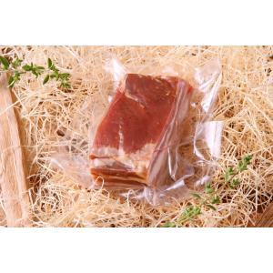 無添加 生ベーコン ブロック オーガニックフーズ 中山道ハム organicfoods