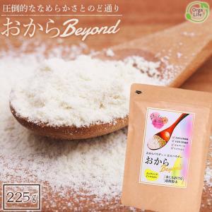 おからパウダー 国産 超微紛 大豆パウダー おからBeyond 500メッシュ 無添加 225g おからビヨンド Soy powder|organickitchen