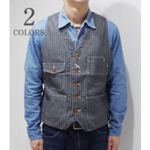 ダッパーズ|Dapper's ジレ|ワークベスト Classic Workstyle Waistcoat 1201|organweb