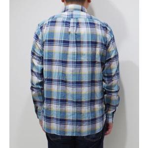 フェローズ 長袖 ボタンダウンシャツ PHERROW'S CHECK BUTTONDOWN SHIRT 19W-PBD2-CH|organweb|04