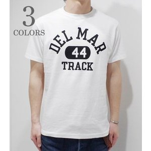 ダブルワークス 半袖 プリントTEE DUBBLEWORKS DEL MAR TRACK SST 33005-DELMARTRACK|organweb