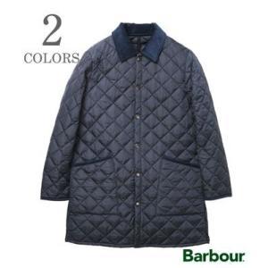 バブアー キルティングジャケット Barbour LIDDESDALE SL LONG 43638|organweb