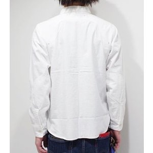 フェローズ 長袖 シャンブレーシャツ PHERROW'S 40's MODEL CHAMBRAY WORK SHIRT 770WS|organweb|05