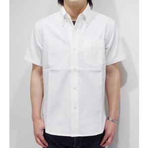 ベアフット|BEAR FOOT 半袖 オックスフォードボタンダウンシャツ BF-0233|organweb