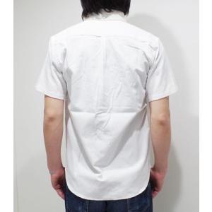 ベアフット|BEAR FOOT 半袖 オックスフォードボタンダウンシャツ BF-0233|organweb|02