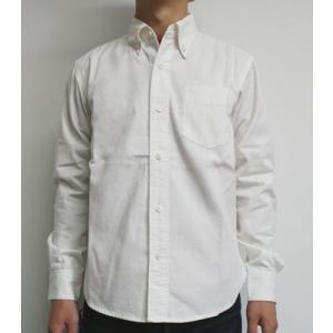 ベアフット|BEAR FOOT 長袖|オックスフォード ボタンダウンシャツ BF-0234|organweb