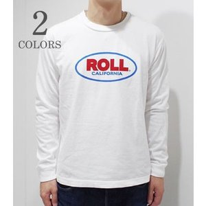 BARNS|バーンズ プリントロンTEE ROLL LST BR-7316|organweb