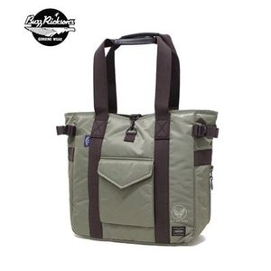 BUZZ RICKSON'S×PORTER|バスリクソンズ トートバッグ TOTE BAG BR02532|organweb