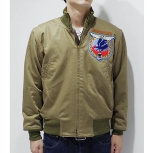 BUZZ RICKSON'S|バスリクソンズ タンカース Type TANK SLASH POCKET 67th TROOP CARRIER SQ BR13899|organweb